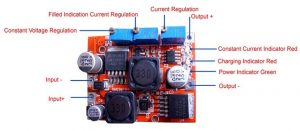LM2577S LM2596S DC-DC Step Up Down Boost Buck Voltage Power Converter