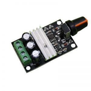 PWM DC Motor Speed Control 3A