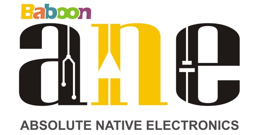 ANE | Absolute Native Electronics | baboon.co.in